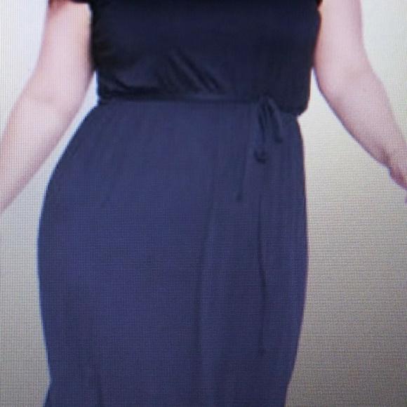 Ashley Stewart Dresses & Skirts - NWT Ashley Stewart Plus size Black knit dress